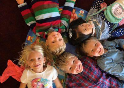 Sunday School Children 2018-10-01